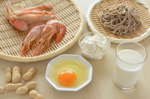 食物アレルゲン検査